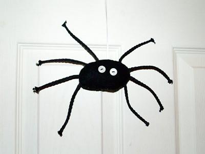 Felt Halloween Spider