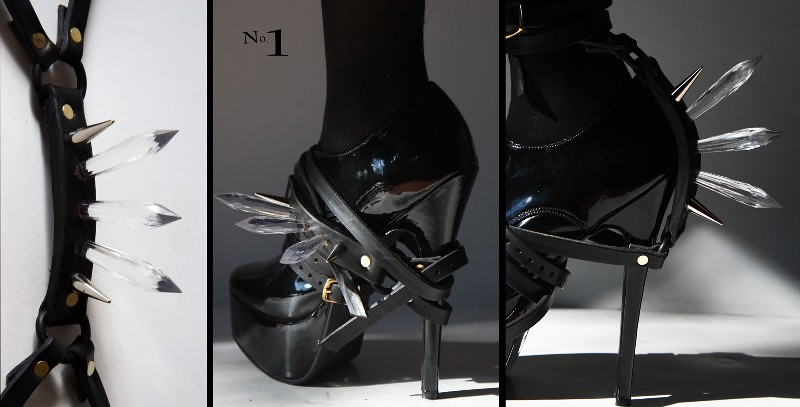 Indecorous taste shoe harness 3
