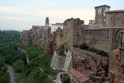 castello orsini_pitigliano