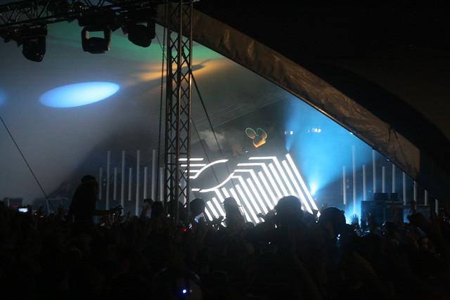 Voodoo Experience 2010: Sunday