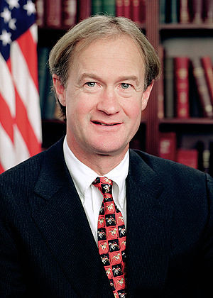 Lincoln Chafee official portrait
