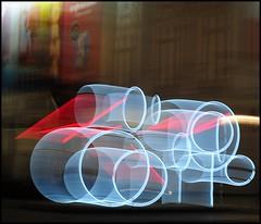 Luci d'artista 1 (DPiero) Tags: torino 2010 lucidartista piazzacastello astrazione veterinarifotografi