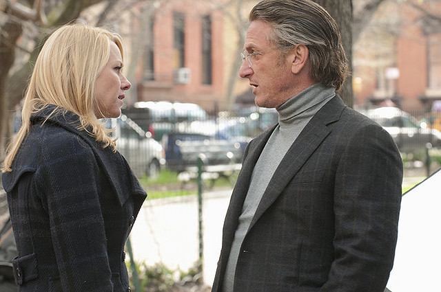Naomi Watts and Sean Penn find themselves the targets of 'Fair Game'.