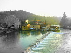 Borghetto sul Mincio (Daniele Sala Photography©) Tags: travel november autumn trees light sunset wild italy sun holiday color tree green castle history mill nature water colors sunrise river lumix lights blackwhite italian flickr sunsets falls panasonic autumncolors campaign watermill mulino autumntrees reflects autumnsun veneto borghetto mincio valeggiosulmincio italianlandscape panasoniclumix autumnsunrise visconteo autumntree autumnsunset greennature wildnature mulinoadacqua autumnlandscape flickrawards flickraward borghettosulmincio borghettodivaleggiosulmincio dmctz10 dmcsz7 scaligero70
