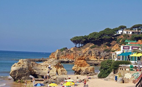 Tourism to Algarve