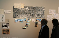 Jan Hoet @ documenta 12 | Trisha Brown / Roof and Fire Piece | 1973 | Aue-Pavillon