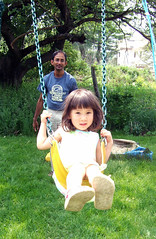 Swing with Molly