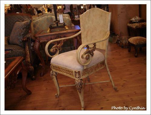 大峰家具-單椅