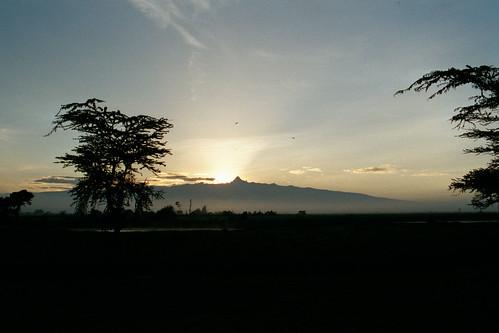 SW Sunrise Mount Kenya1