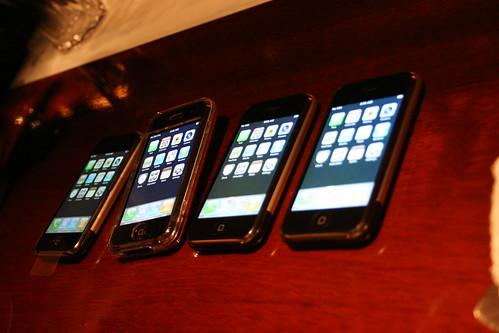 iPhones @ Y&M