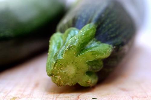 zucchini for zucchini bread