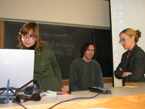 "Open Metadata Class, 2006 • <a style=""font-size:0.8em;"" href=""http://www.flickr.com/photos/10729528@N03/973144011/"" target=""_blank"">View on Flickr</a>"