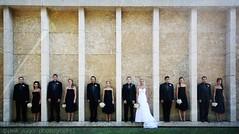 (andrea.hanki) Tags: wedding groom bride couple explore bridalparty interestingness6