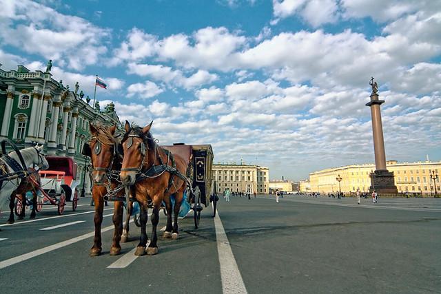 Санкт-Петербург / St.Petersburg