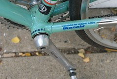 DSC_3363 (gustavosal) Tags: bicycle bianchi duraace elos luggedsteel