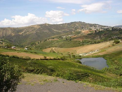 Vista de Sanare