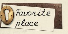 fave place