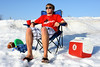 Summer, we're ready... (thisisbrianfisher) Tags: ocean blue winter summer sky snow cold ice beach cup frozen football spring chair ipod drink sandals brian towel fisher frisbee chilly melt cooler chill igloo burton sunscreen froze bfish brianfisher thisisbrianfisher