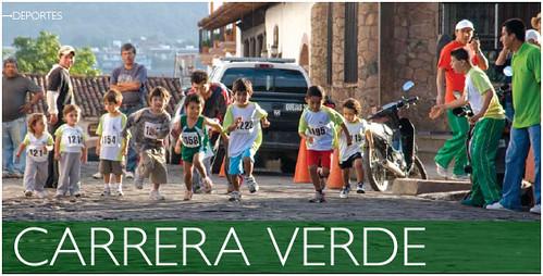 2da Carrera Verde - Valle de Bravo