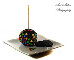 Candy Apple (PhotoGrapherQ80 «KWS») Tags: food apple pie candy sweet crepe yumy adel abdeen firemanq80