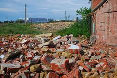 徵地、拆屋,為了遠方的科技廠房?