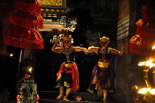 Balinese Kecak Dance 013