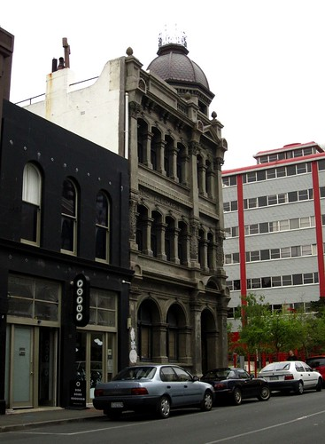 Wellington architecture