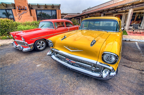 two chevys