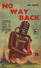 NO WAY BACK (Eric Carl) Tags: illustration vintage scifi