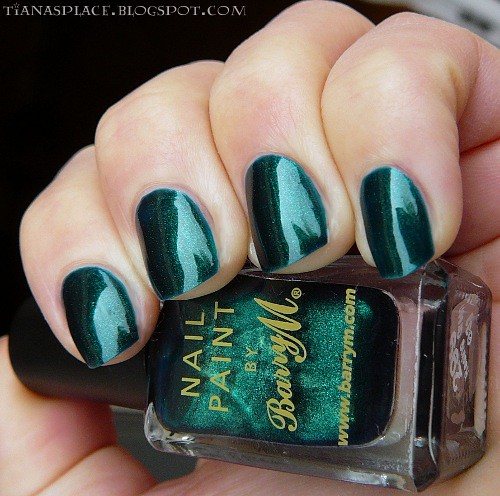 Barry M - Racing Green #2