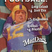 Mad Dogs Pub Football Poster