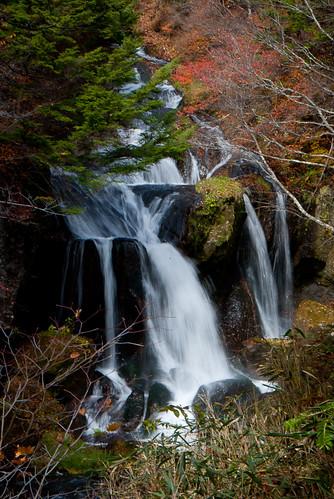 Ryuzu Falls, Nikko Japan