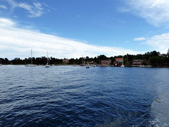 On the boat to isle of Merd (cthulhuz0r) Tags: sea summer norway landscape natur isle 2010 merd