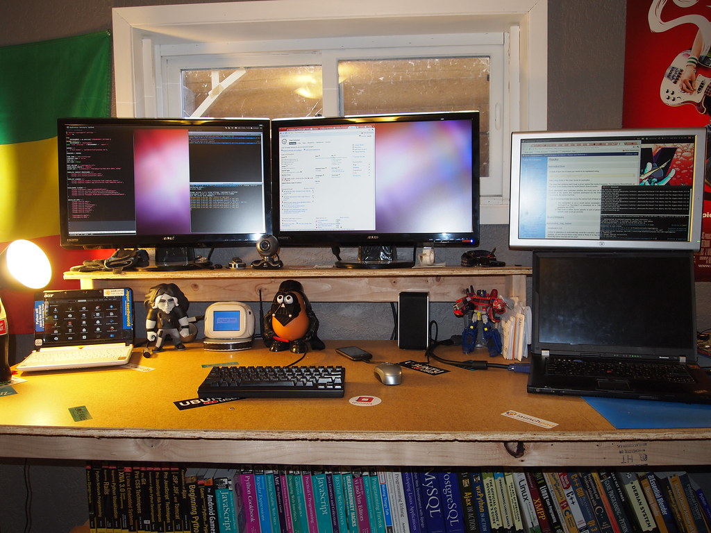 The standard workspace