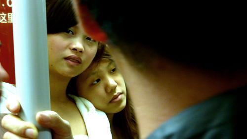 mironas (ella, y yo), metro guangzhou