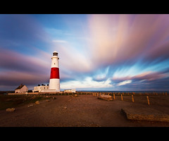 portland bill (zaneone) Tags: uk sunset england lighthouse portland landscape dorset portlandbill zaneone