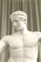 Diadumeno Torso (SauroZ1) Tags: sculpture grecia policleto diadumeno
