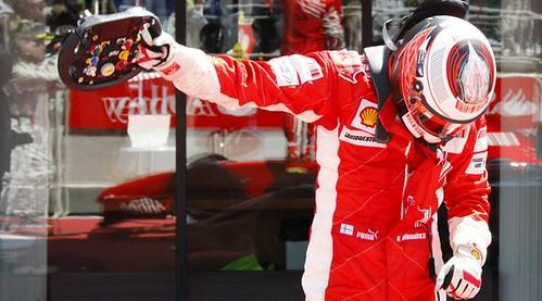 Raikkonen gana el Gran Premio de Inglaterra 2007