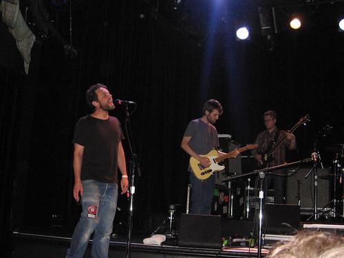 Slint Band Tour