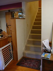 stairs up to bedrooms (alist) Tags: dublin newhampshire alist dublinnh robison cassiecleverly alicerobison