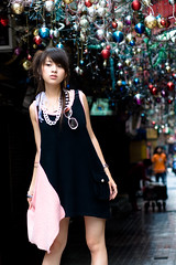 Daphny (swanky) Tags: portrait people woman cute girl beautiful beauty canon asian eos md model women asia pretty taiwan babe belle taipei taiwanese 2007 人 人像 30d 美女 外拍 dcview 漂亮 美麗 daphny 張育慈 安達熙