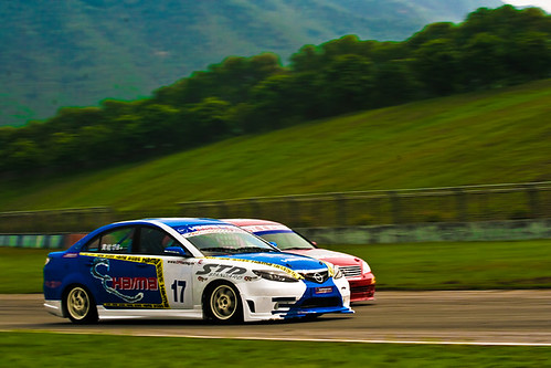 2007 China Circuit Championship (CCC): 1st Stage: Zhuhai * Neck to Neck