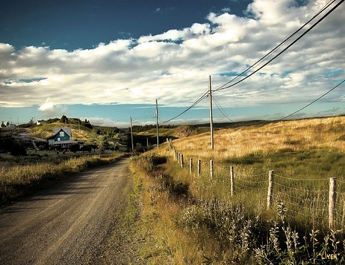 Port Rexton back road (by -liyen-)