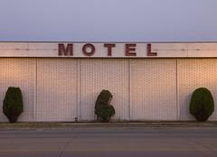 Motel (olla podrida) Tags: utah motel minimal minimalist provo ollapodrida