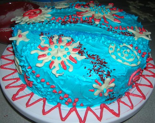 Fourth of July Celebration Cake 1
