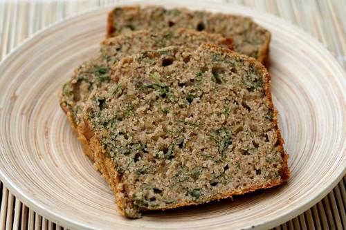 Cake rucola, olive e alici_2
