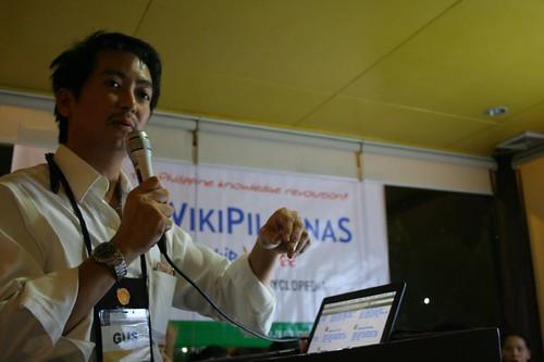 Gus of WikiPilipinas