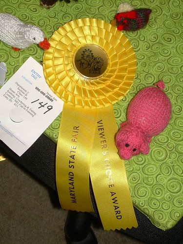 State Fair Viewer's Choice Award