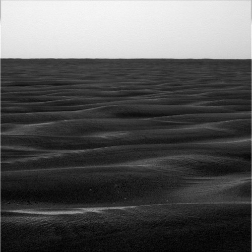 Opportunity on Meridiani Planum, 8 May 2005
