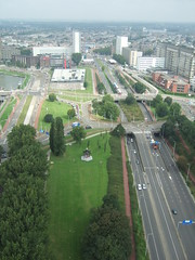 Rotterdam, from the Euromast